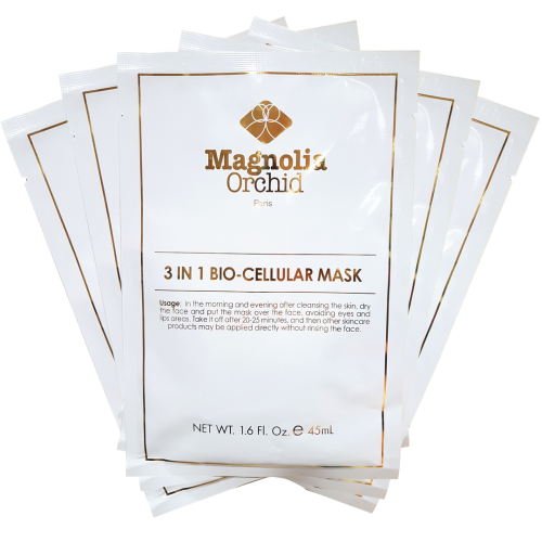 Magnolia Orchid- 3 IN 1 BIO Cellular Mask-1080x1080