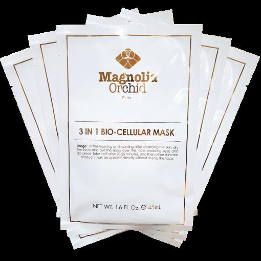 Magnolia Orchid- 3 IN 1 BIO Cellular Mask-1080x1080