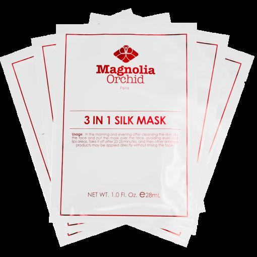 Magnolia Orchid- 3 IN 1 Silk Mask 1080x1080
