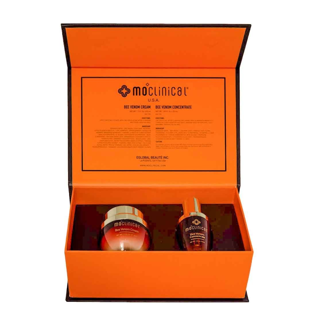 MO Clinical- Bee Venom Gift Box – Open