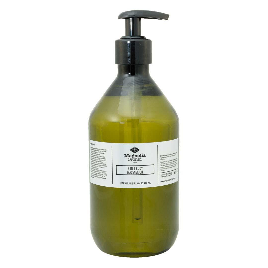 grapefruit 3 in 1 body massage oil