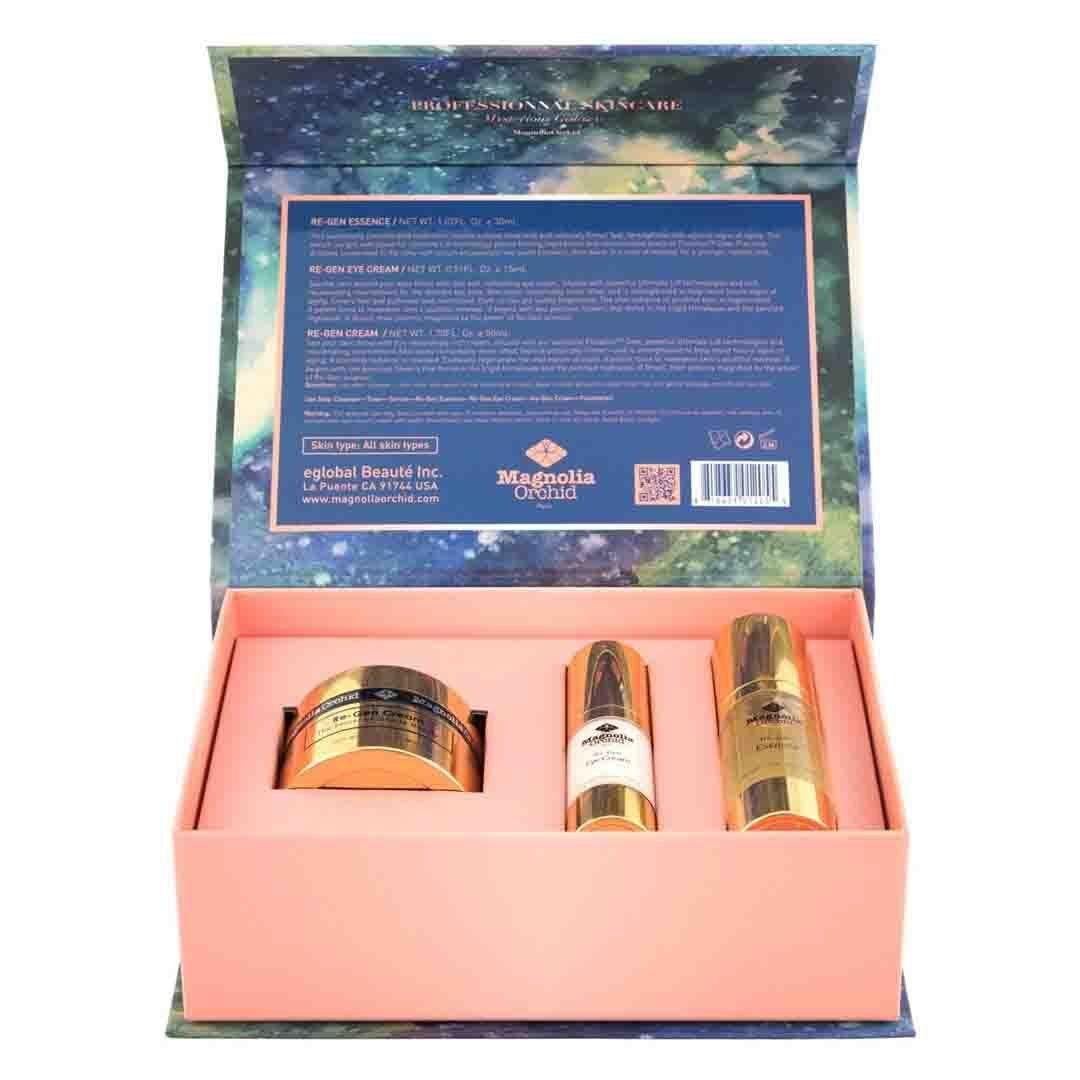 Re-Gen Gift Box Open